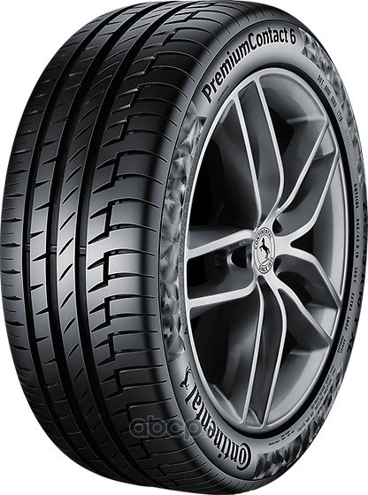 Continental 0358861 Шина летняя CONTINENTAL PremiumContact 6 205/55 R16 91H