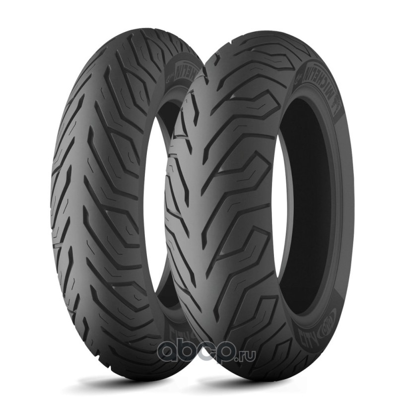 Michelin 894453 Мотошина летняя Michelin City Grip 120/70 R1455S Передняя