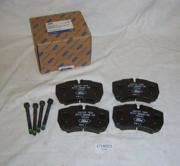 3 1 комплект тормозных колодок, дисковый тормоз