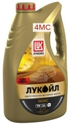 LUKOIL 196256 Масло моторное LUKOIL LUXESYNTHETIC 5W-30 5W-30 синтетика 4 л.