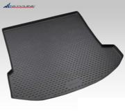 Автомобильный коврик Novline CARHYN00004 для Hyundai Elantra 05/2016 Black - фото 8