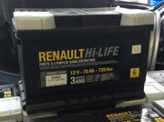 RENAULT 7711238598 battery