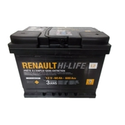 RENAULT 7711238597 battery