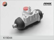 Колесный тормозной цилиндр hyundai 0k20126610a