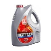 LUKOIL 19193 Масло моторное LUKOIL SUPERSEMI-SYNTHETIC 10W-40 10W-40 полусинтетика 5 л.