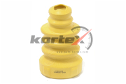 KORTEX KMK025 Отбойник амортизатора VW TOURAN/GOLF V/SKODA OCTAVIA 135мм. зад.
