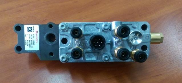 Блок клапанов С1 1/2Н-2-07