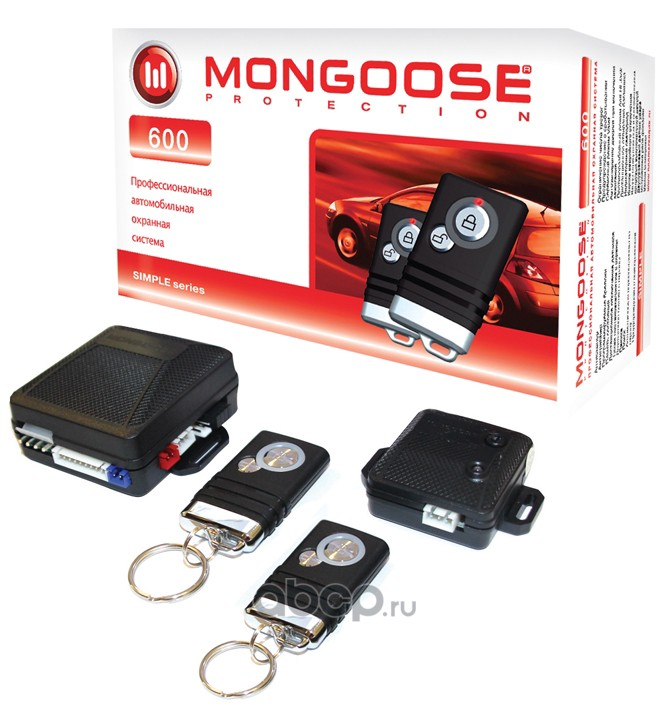 Mongoose 600
