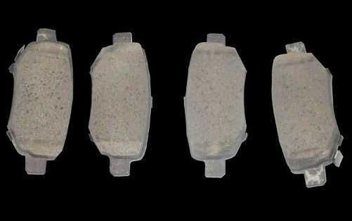 Запчасти  Cheryt11-3502080baтормозные колодки задние chery CHERY арт. T11-3502080BA ИП Гребенюк Л.Е