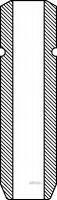 AE VAG92298 Втулка клапана направляющая