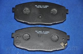 Колодки тормозные передние Nipparts J3600319 - фото 11