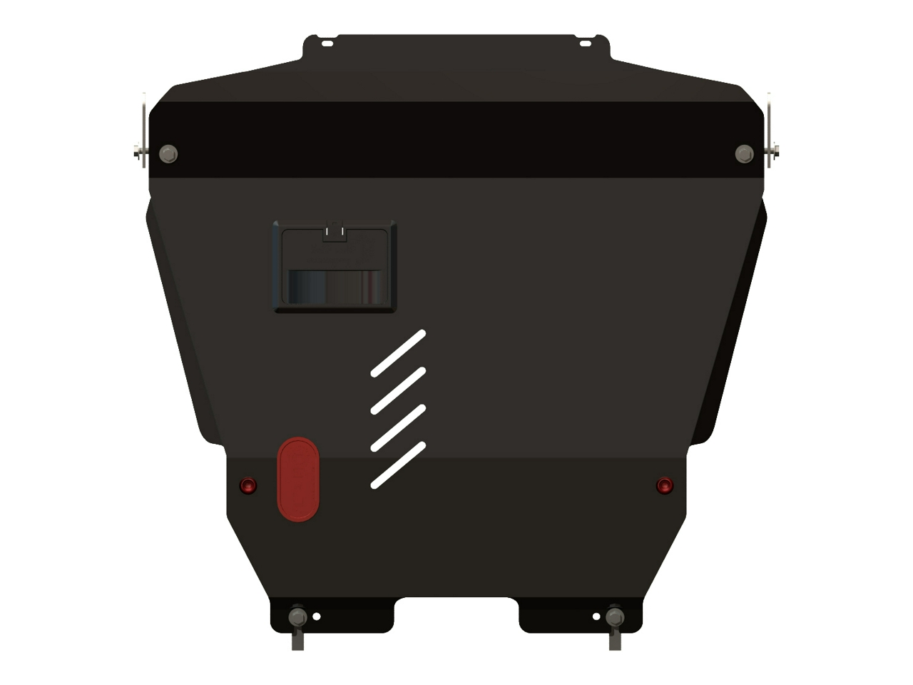 защита двигателя chevrolet aveo (t250) (2008-2011) хэтчбек