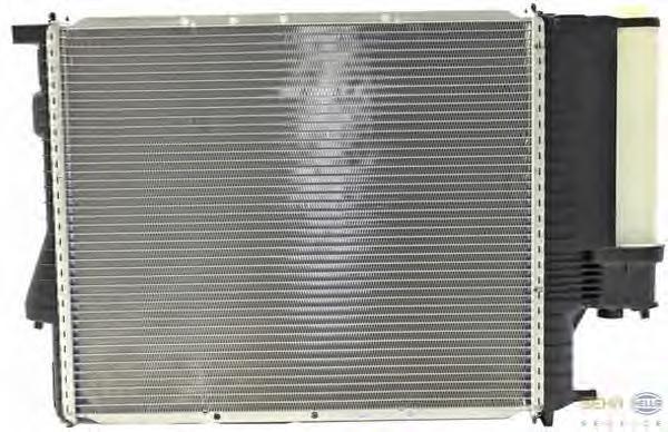 радиатор bmw e39 цена