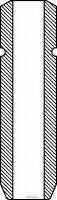 AE VAG96107 Направляющая втулка клапана