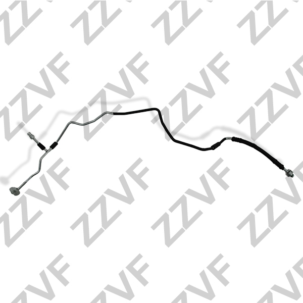 трубка кондиционера audi q7 3.0 tdi