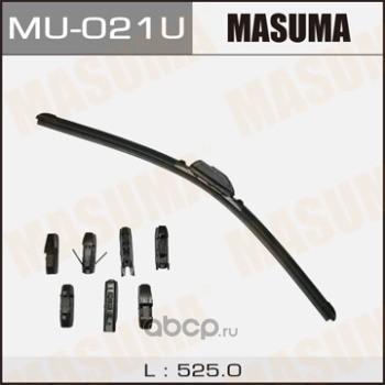 Masuma MU021U Дворники бескаркасные