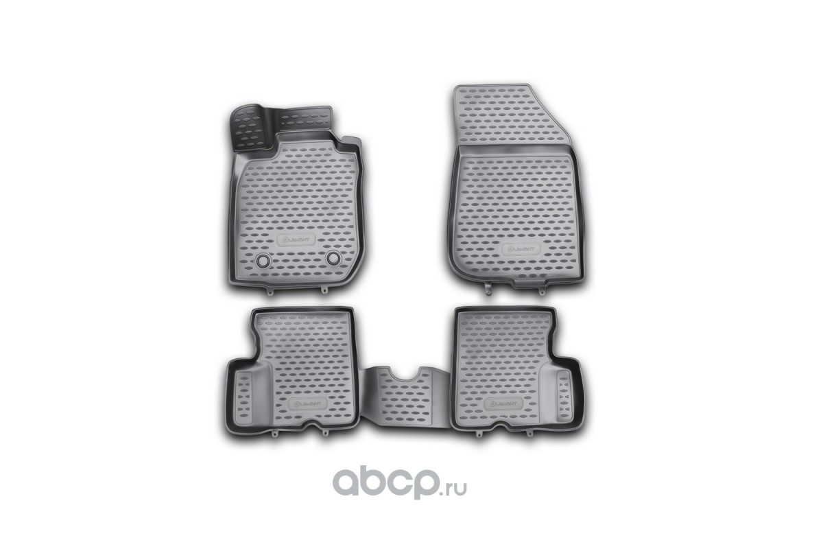 Купить коврики 3d в салон renault duster 2wd, 2011-201... ELEMENT NLC3D4129210KH