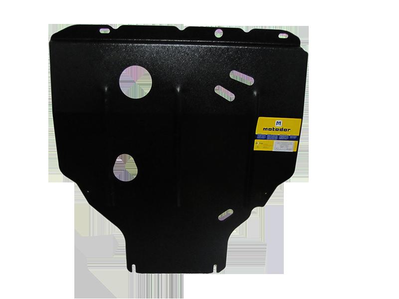Защита картера Автоброня 111.04113.3 Nissan Tiida V-1.6 1.8 (2007-2014) - фото 7