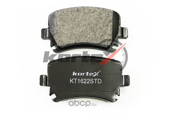 Купить колодки тоpм. audi vw skoda a3 a6 golf o KORTEX KT1622STD