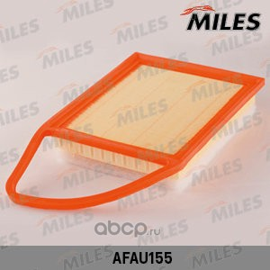 Miles AFAU155 Фильтр воздушный PEUGEOT PARTNER/CITROEN BERLINGO 1.6D 09-
