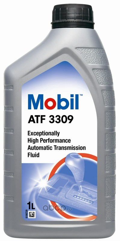 Mobil 153519 Масло трансм.  ,   1л.