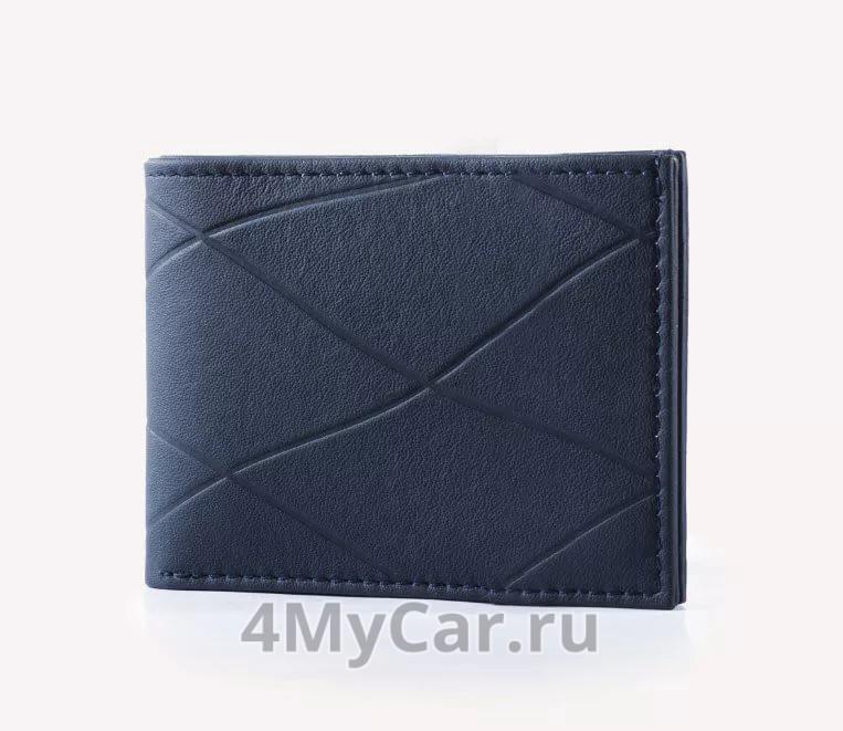 7f887ba16fc2 Купить Кошелек кожаный Hyundai-KIA