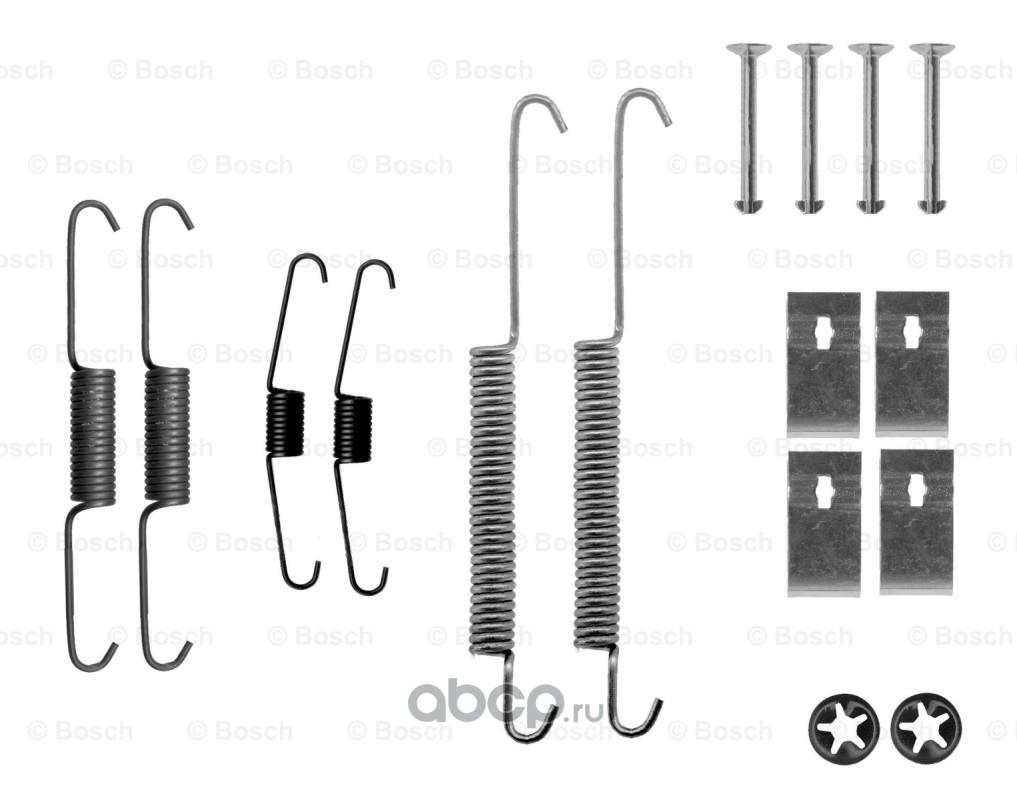 Bosch 1987475307 Комплектующие, тормозная колодка