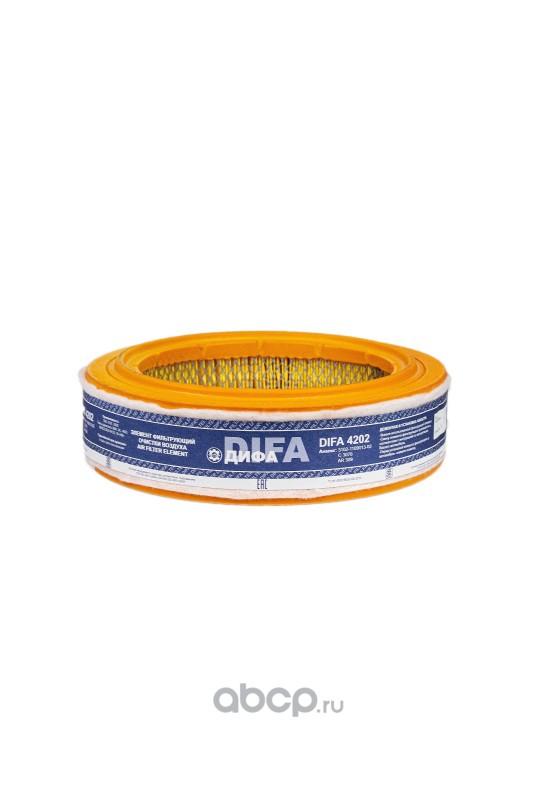 DIFA DIFA4202 Фильтр воздушный
