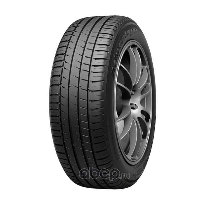 BF GOODRICH 786069 Шина летняя BFGoodrich ADVANTAGE 215/45 R17 91V XL