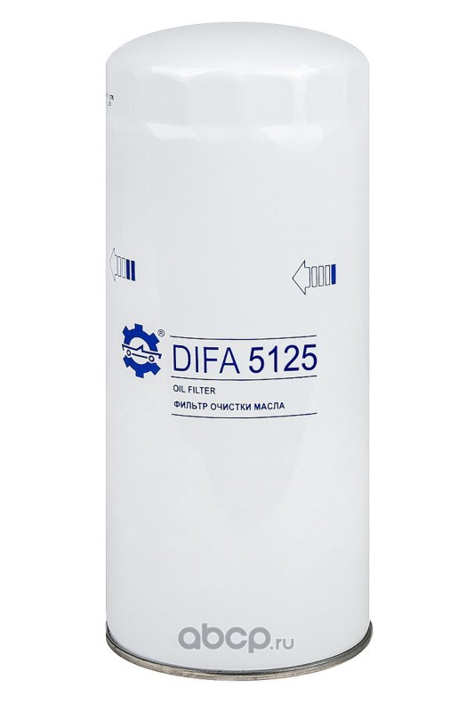 DIFA DIFA5125 Фильтр масляный