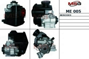 MSG ME005 Насос ГУР новый MERCEDES-BENZ C-CLASS (W203) 03-07,MERCE SPRINTER 00-06,MERCEDES Vito W939 2003-