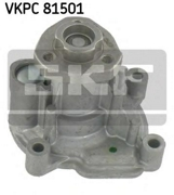 Skf VKPC81501