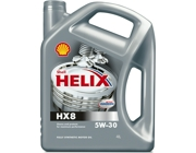 Shell 550040542 Масло моторное Shell Helix HX8 Synthetic 5W30 синтетическое 4 л
