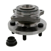 LRWB12702 MOOG Комплект подшипника ступицы колеса