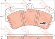 TRW GDB1547 Колодки тормозные дисковые, комплект COTEC