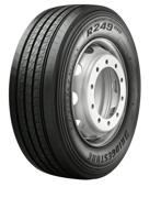 Bridgestone TBR0493503 Бриджстоун 315/80R22.5 R249 TL 154/150 M Рулевая