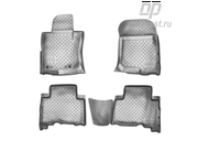3D коврики в салон Toyota Land Cruiser Prado 150 ...