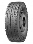 Michelin 110535 Michelin XDW ICE GRIP 245/70R19.5 136/134 L