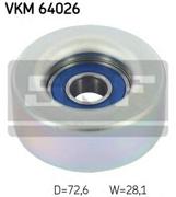 Skf VKM64026