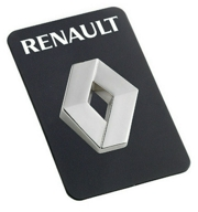 RENAULT 7711780423 Металлический значок Renault Small Metal Pin 2016