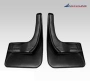 Брызговики передние Novline-Autofamily Volkswagen Polo 2010 - фото 5