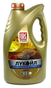 LUKOIL 19190 Масло моторное LUKOIL LUXESEMI-SYNTHETIC 5W-40 5W-40 полусинтетика 4 л.