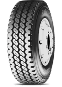 Bridgestone TBR096231A Шина  Bridgestone M840 12/ R24 K156/153 Строительная Универсальная