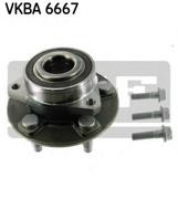Skf VKBA6667 Подшипник ступицы колеса, комплект