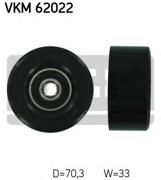 Skf VKM62022