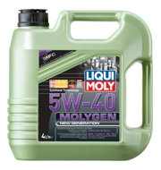 Liqui moly 9054 Масло моторное Liqui moly Molygen New Generation 5W-40 синтетика 4 л.