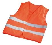 MERCEDES-BENZ A0005830461 Жилет светоотражающий оранжевый Универсальный