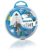 Philips 55720EBKM Лампа KIT H1/H7 55720 EB 12V                KM
