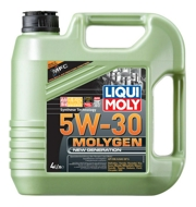 Liqui moly 9042 Масло моторное Liqui moly Molygen New Generation 5W-30 синтетика 4 л.