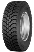 Michelin 829658 Michelin X WORKS XDY 315/80R22.5 156/150 K